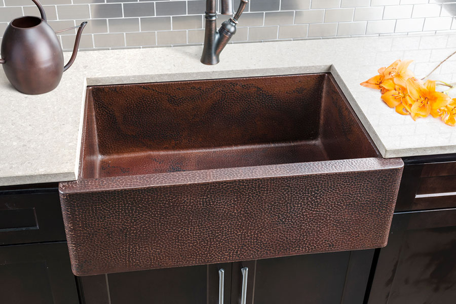 Hahn Copper Extra Large Single Bowl Sink Jpg