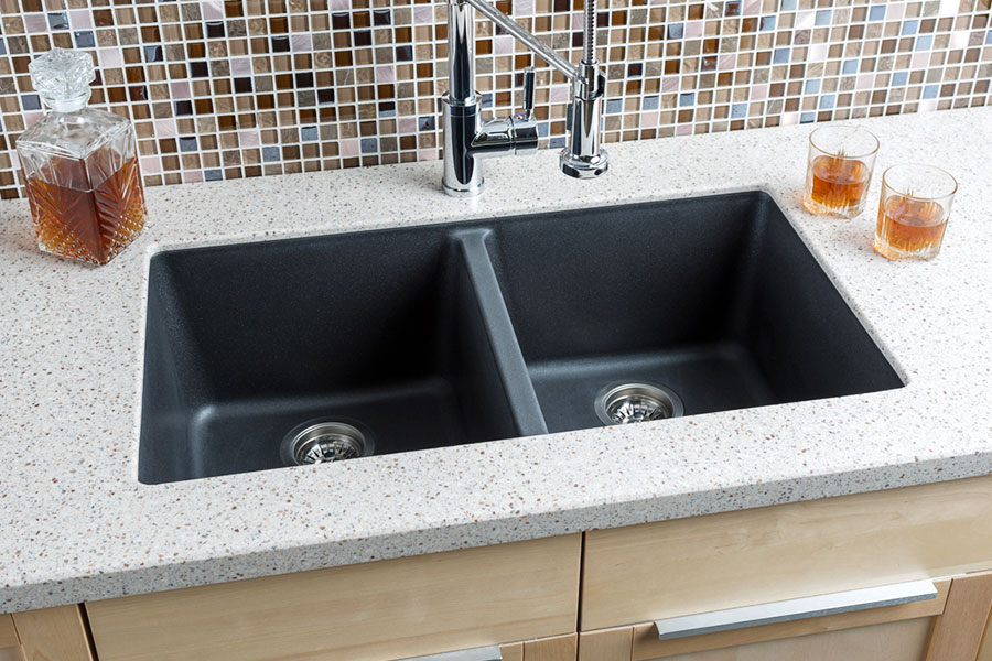 how to select your perfect kitchen sink | shophahn